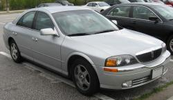 Lincoln LS 2000 #8