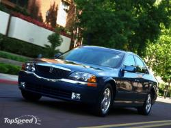 Lincoln LS 2006 #10