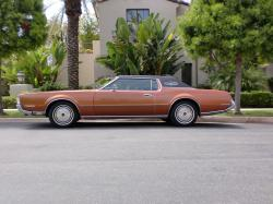 Lincoln Mark IV 1972 #7