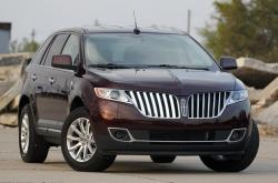 Lincoln MKX #8