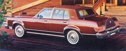 Lincoln Versailles 1980 #7