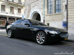 Maserati Quattroporte Executive GT Automatic #28