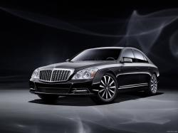 The eternal Beauty of Maybach 2012 57 sedan