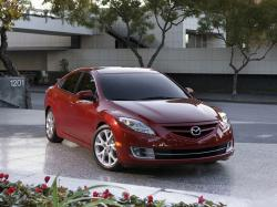 Mazda 2009 6: Specially Created for twisted roads  #7