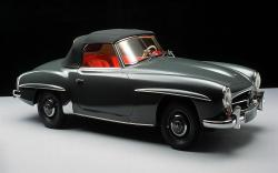 Mercedes-Benz 190SL #9