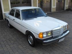 Mercedes-Benz 300CD 1981 #12