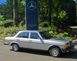 Mercedes-Benz 300CD 1981 #6