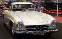 Mercedes-Benz 300SL 1954 #14