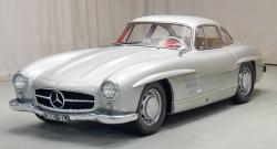 Mercedes-Benz 300SL 1954 #9