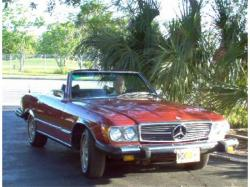 Mercedes-Benz 450SLC 1975 #10
