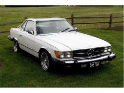 Mercedes-Benz 450SLC 1975 #6