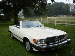 Mercedes-Benz 450SLC 1975 #7