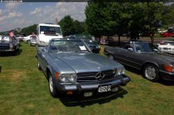 Mercedes-Benz 450SLC 1975 #9