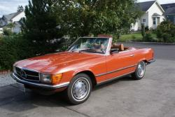 Mercedes-Benz 450SLC 1976 #12