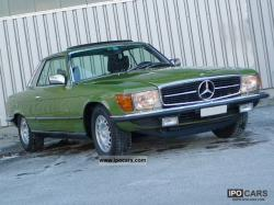 Mercedes-Benz 450SLC 1979 #11