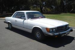 Mercedes-Benz 450SLC 1979 #12