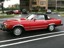Mercedes-Benz 450SLC 1979 #8