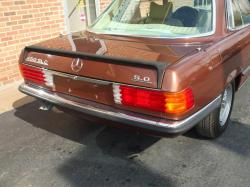 Mercedes-Benz 450SLC 1979 #9