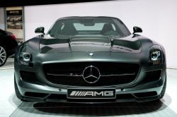 Mercedes-Benz SLS AMG GT Final Edition 2015 #6