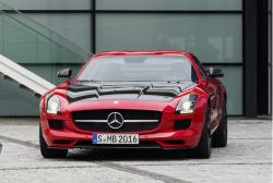 Mercedes-Benz SLS AMG GT Final Edition 2015 #10