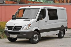 Mercedes-Benz Sprinter 2500 144 WB Crew #17