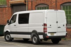 Mercedes-Benz Sprinter 2500 144 WB Crew #18