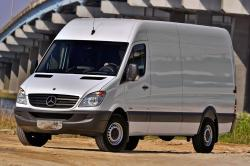 Mercedes-Benz Sprinter 3500 144 WB Cargo #16