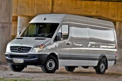 Mercedes-Benz Sprinter 3500 144 WB Cargo #14