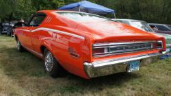 Mercury Cyclone 1968 #11