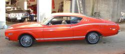 Mercury Cyclone 1968 #7