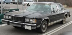 Mercury Grand Marquis #6
