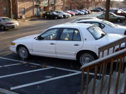 Mercury Grand Marquis 1994 #14