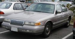 Mercury Grand Marquis 1994 #7