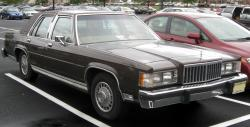 Mercury Grand Marquis 2010 #11