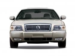 Mercury Grand Marquis 2010 #7