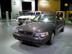 Mercury Grand Marquis 2010 #8
