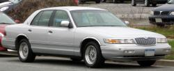 Mercury Grand Marquis 2011 #6