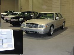 Mercury Grand Marquis 2011 #9