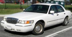 Mercury Grand Marquis LS #20
