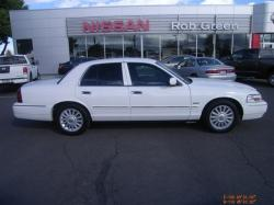 Mercury Grand Marquis LS Fleet #11