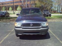 Mercury Mountaineer 1999 #13