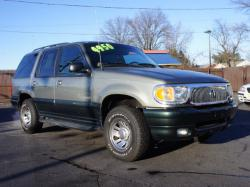 Mercury Mountaineer 1999 #7