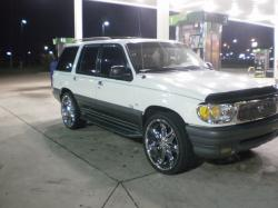 Mercury Mountaineer 1999 #8