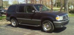 Mercury Mountaineer 1999 #9