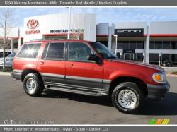 Mercury Mountaineer 1999 #10