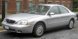 Mercury Sable GS #14