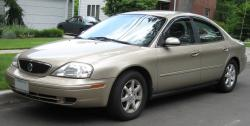 Mercury Sable GS #15