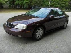 Mercury Sable LS #22