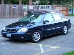 Mercury Sable LS Premium #17