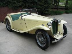 MG TC Roadster #11